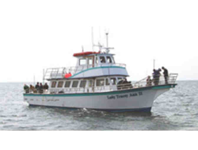 Fishing Trip with Eastman's Fishing Fleet