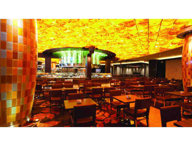 Dinner for Two at Mohegan Sun's Season's Buffet
