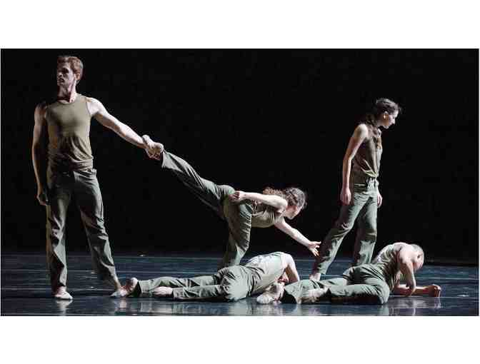 2 Tickets to Jessica Lang Dance at Jacob's Pillow Dance Festival