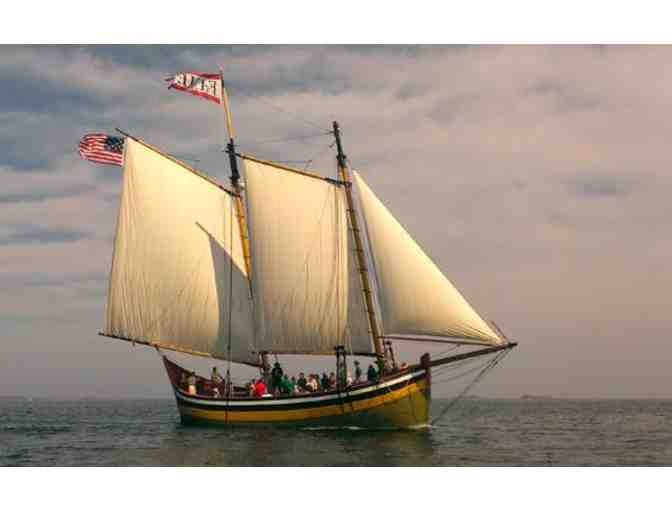 Cruise for 2 on the Salem Privateer Fame
