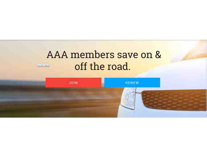 AAA Northeast Membership