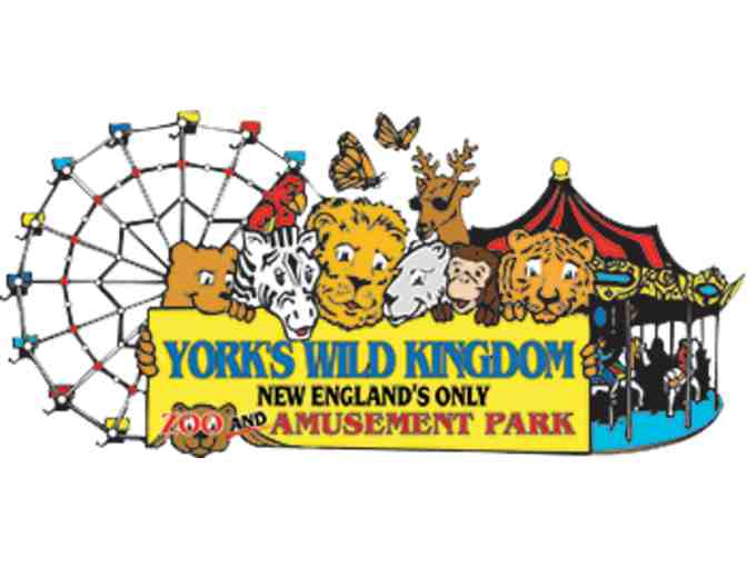 Four TIckets to York's Animal Kingdom