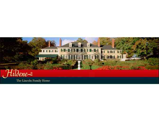Four Passes to Hildene, the Lincoln Family Home