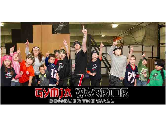 One Walk-in Class at Gymja Warrior - Conquer the Wall