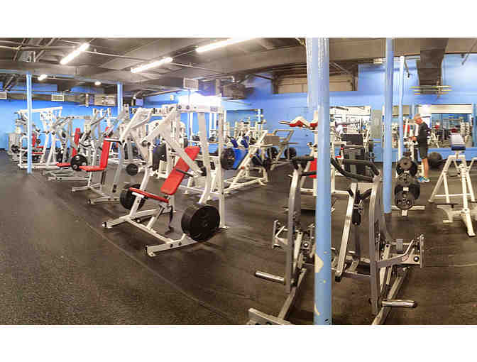 3 Month Membership to Salem Fitness Center