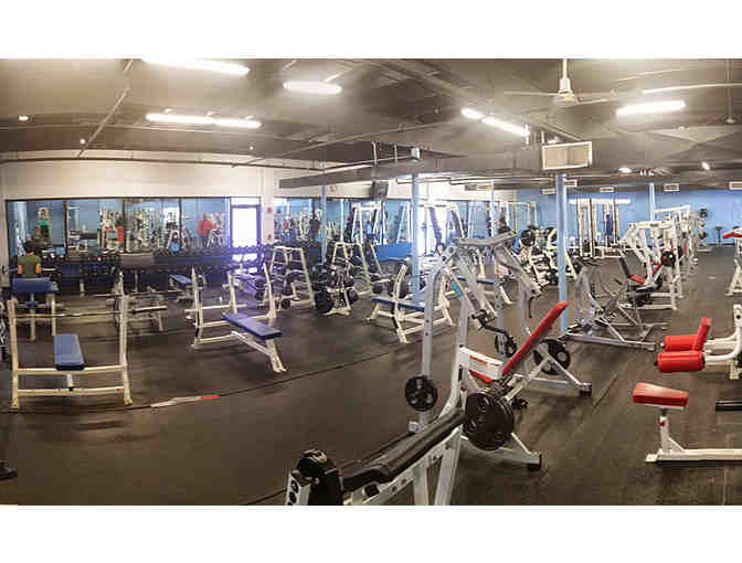 1 Month Membership to Salem Fitness Center