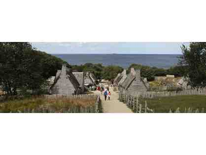 Two Passes to Plimoth Plantation