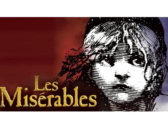 Walk-On Role in Les Miserables