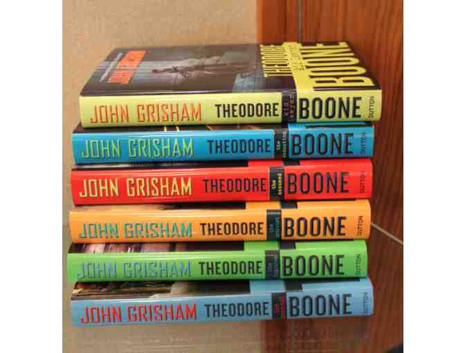 John Grisham's Theodore Boone Collection
