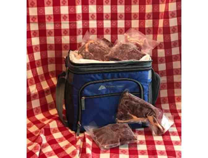 Grass Fed Beef package
