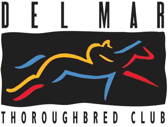 Del Mar Thoroughbred Club - Four (4) Clubhouse SEASON Admission Passes - Photo 1