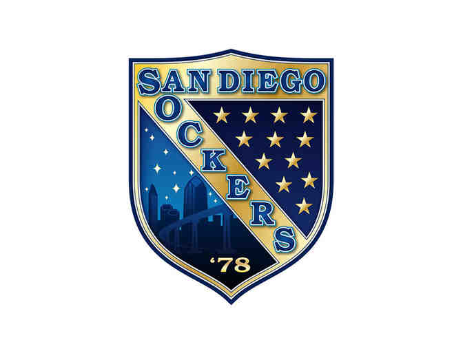 10 Tickets to any San Diego Sockers 2018-2019 Season Game (plus swag) - Photo 1