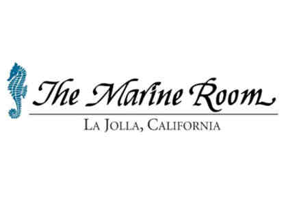 $100 Gift Certificate to The Marine Room