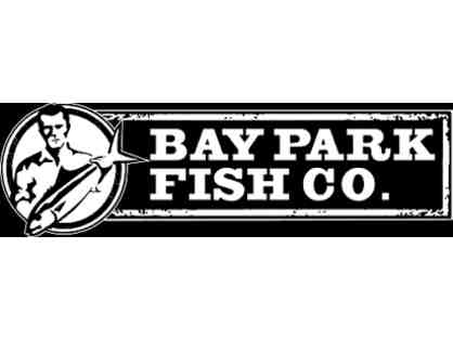 $100 Gift Card to Bay Park Fish Company