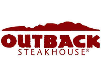 $50 gift card to Outback Steakhouse
