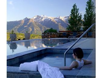 2 Night Stay at Amangani - Voted #1 Ski Hotel by Conde Nast!