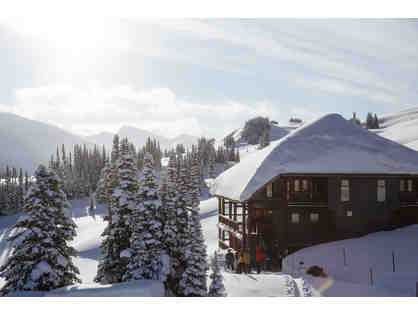 Backcountry Lodge British Columbia