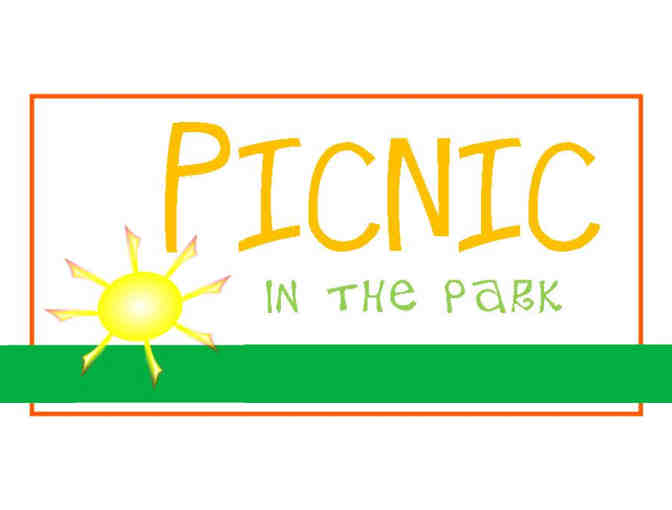 Kindergarten - Picnic in the Park with Mrs. Forsyth