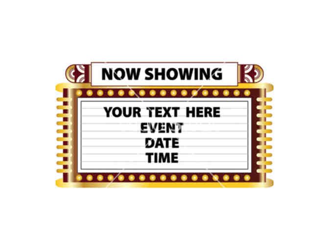 Baywood Marquee Message - April 2018