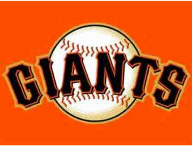 SF Giants vs. Philadelphia Phillies - Four Field Club Tickets