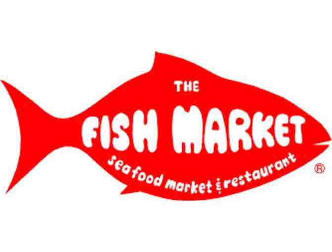 The Fish Market - $50 Dinner Gift Certificate