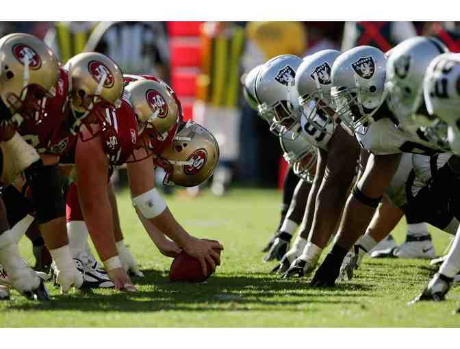 Battle of the Bay - Oakland Raiders vs 49ers