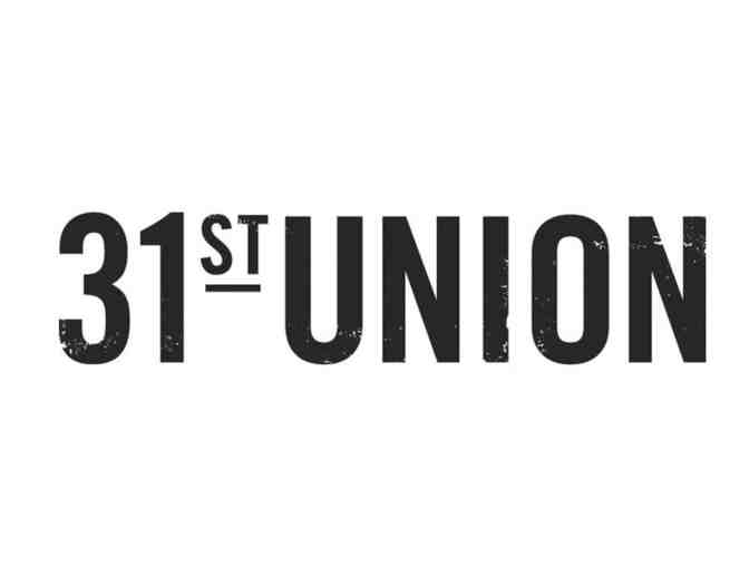 31st Union - $50 Gift Card