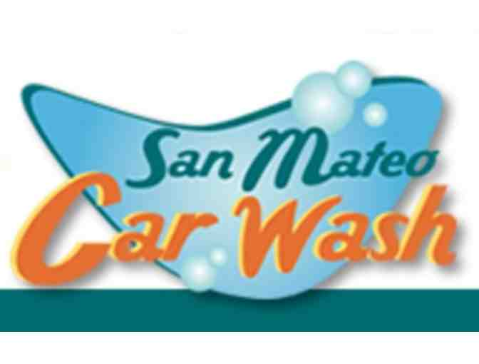 San Mateo Car Wash - Three Full Service Car Washes