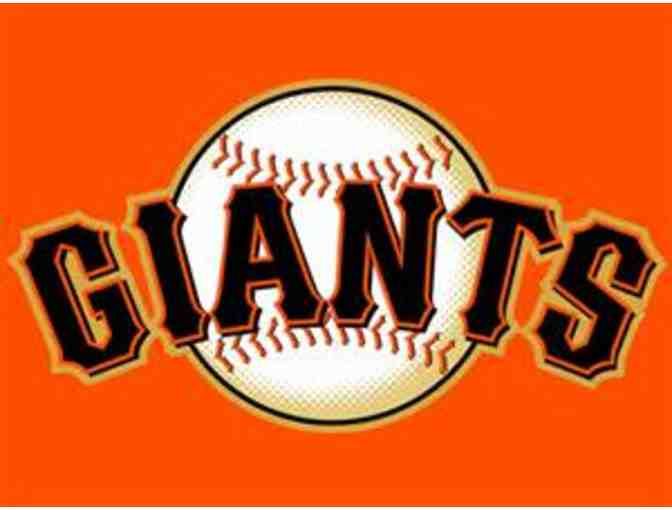 SF Giants vs. Oakland A's - Two Tickets