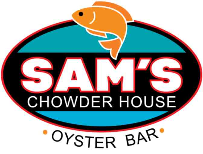 Sam's Chowder House - $100 Gift Certificate