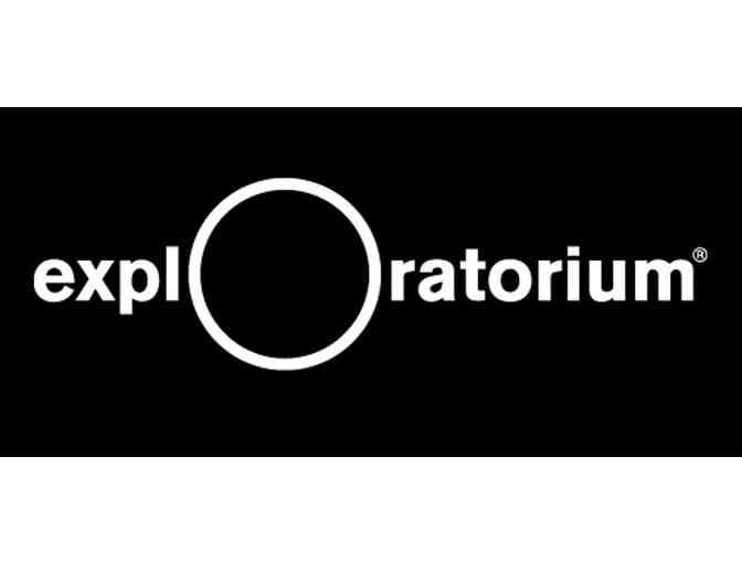 Exploratorium - Two General Admission Passes