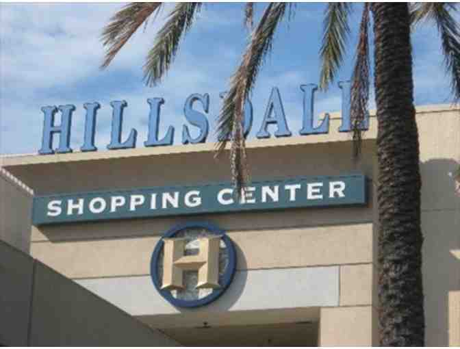 Hillsdale Shopping Center - $25 Gift Card