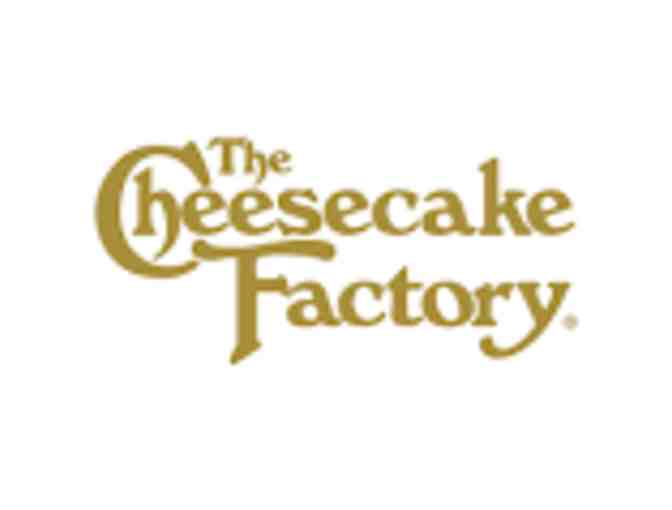 Cheesecake Factory - $25 Gift Card