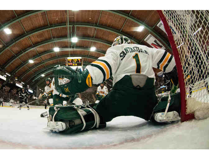 Two (2) UVM Men's Hockey Tickets