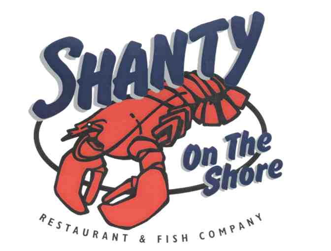 Shanty on the Shore Gift Certificate