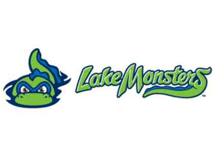 Throw Out the Ceremonial First Pitch at a VT Lake Monsters Game!