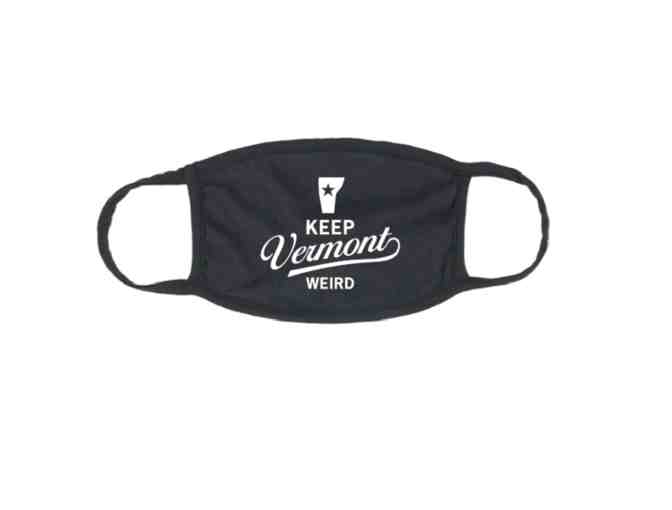 Keep Vermont Weird Face mask - Bag of 5 - Photo 1
