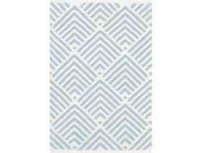 2.6 x 8 Cleo Blue Woven PET Indoor/Outdoor Dash & Albert Rug - Photo 1