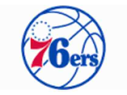 Two Philadelphia 76ers Tickets