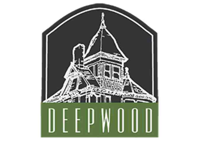 Family Membership to Historic Deepwood Museum and Gardens