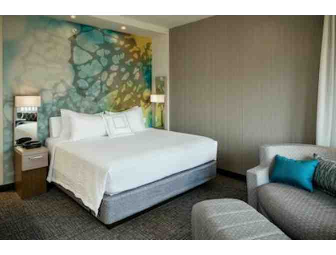 Courtyard Marriott Corvallis - One Night Stay