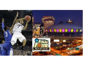 2012 NCAA Final Four Championship in New Orleans with 4-Night Stay and Airfare for (2)