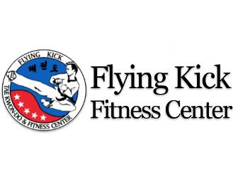 One Month of Taekwondo at Flying Kick Fitness