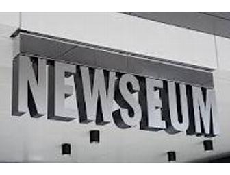 Newseum Four Passes