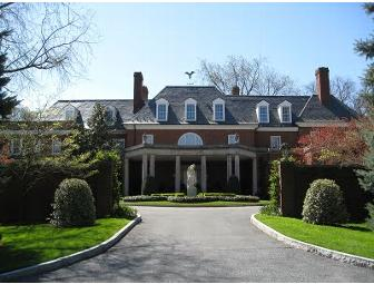 Pass for Four to Hillwood Estate, Museum, and Gardens