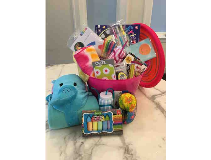 'Basket of Fun' Care Package  - Girls (1st session)