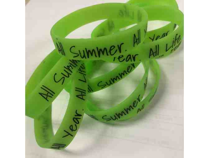 Bracelets For Your Cabin by Beber's Camper Committee Chairs (1st session) - $75