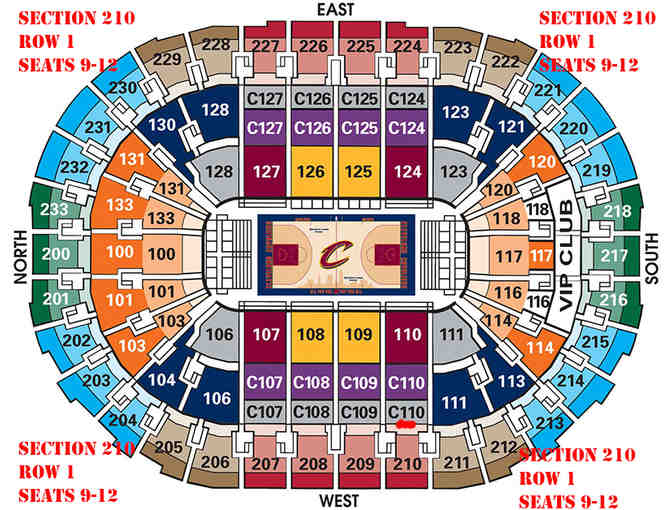 Cleveland Cavaliers - 4 Tickets to a 2017/2018 Home Game- Date TBD - Photo 2