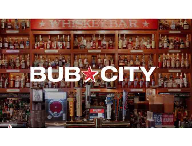 Bub City Rosemont - $400 Gift Certificate - Photo 1