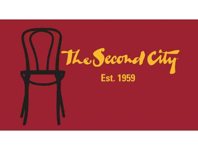Second City Show + Cast Meet and Greet!